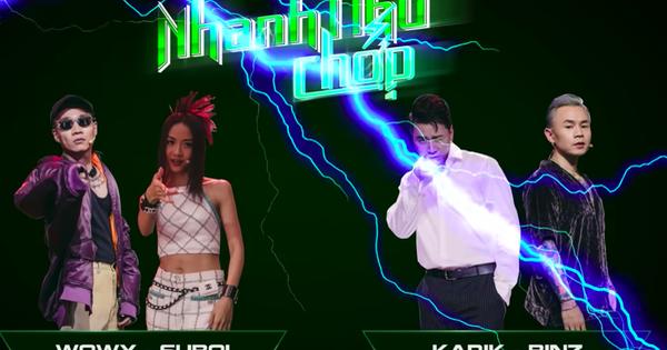 Đoán tên thật dàn thí sinh Rap Việt: Karik quên sạch