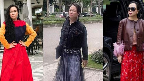Tội đồ khiến Phượng Chanel dù dát hàng hiệu khắp người vẫn bị chê lôi thôi, sến sẩm