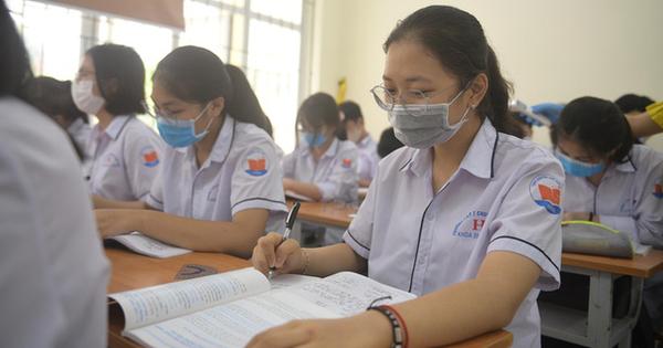 Bộ GDĐT yêu cầu tăng cường các biện pháp phòng, chống dịch Covid-19 trong trường học