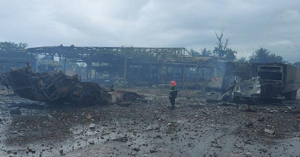 4 nạn nhân người Việt trong vụ cháy nổ ở Lào sức khỏe ra sao?
