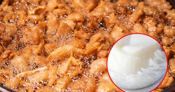 3 loại thực phẩm màu trắng là