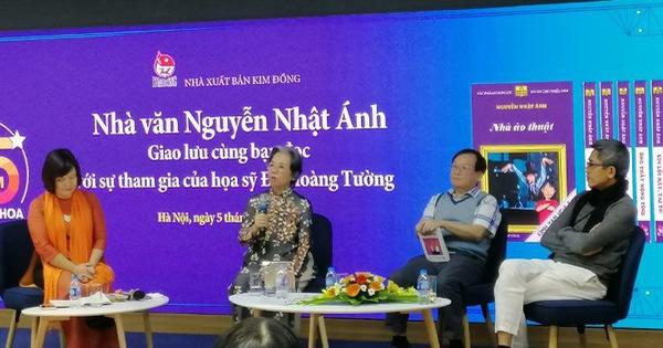 Nhà văn Nguyễn Nhật Ánh – Người được