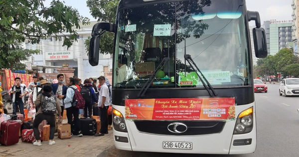 Tặng hàng ngàn vé máy bay, vé ô tô khứ hồi miễn phí cho sinh viên, người lao động nghèo về quê ăn Tết