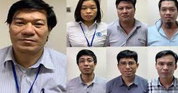 Sáng nay, Tòa xét xử cựu Giám đốc CDC Hà Nội cùng các đồng phạm