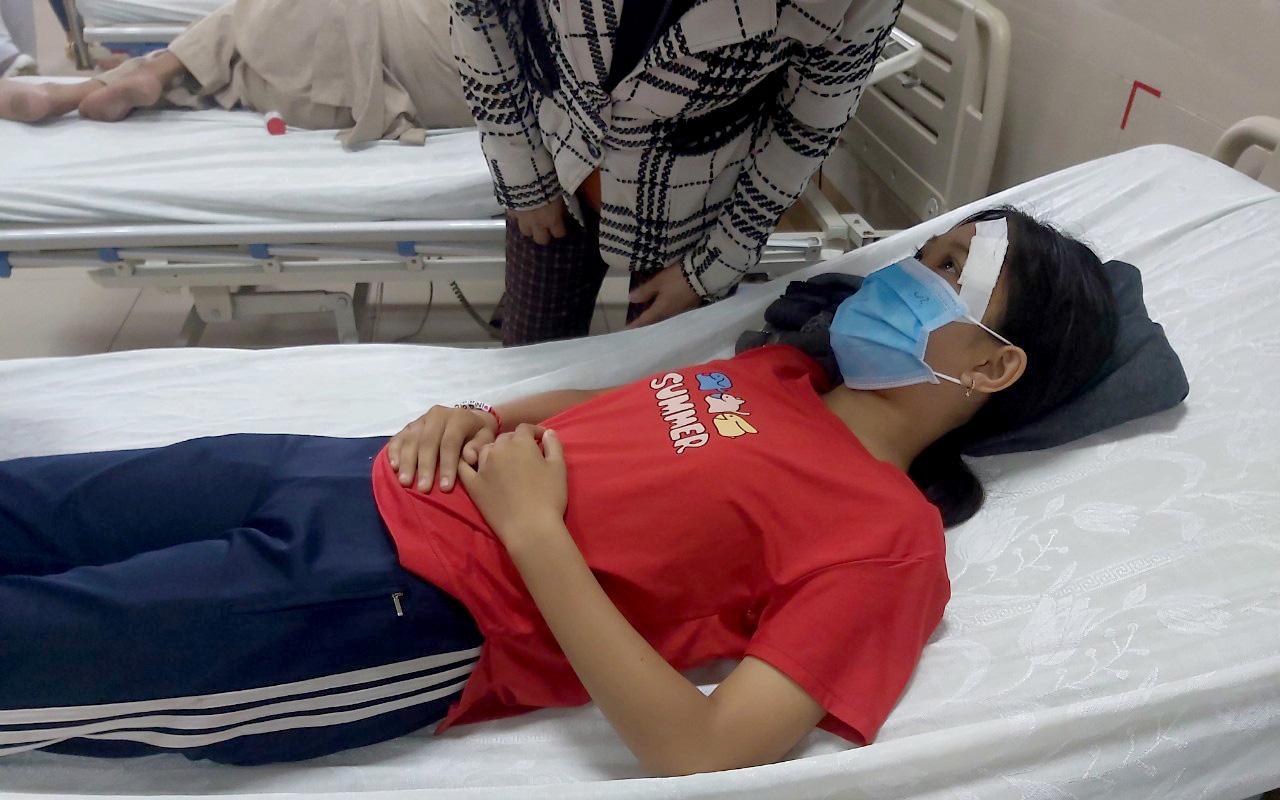 Thêm vụ nữ sinh lớp 7 bị nam thanh niên đánh nhập viện sau va chạm giao thông ở Tây Ninh