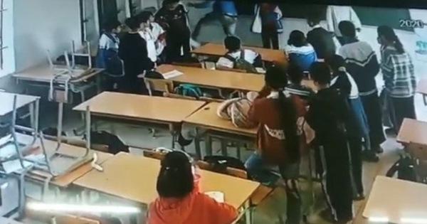 Phụ huynh đánh học sinh ở Điện Biên: Phòng GDĐT đề nghị cơ quan chức năng vào cuộc