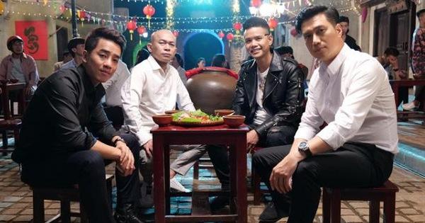 Diễn viên Việt Anh không quan tâm tới thù lao khi đóng cùng Lã Phong Lâm