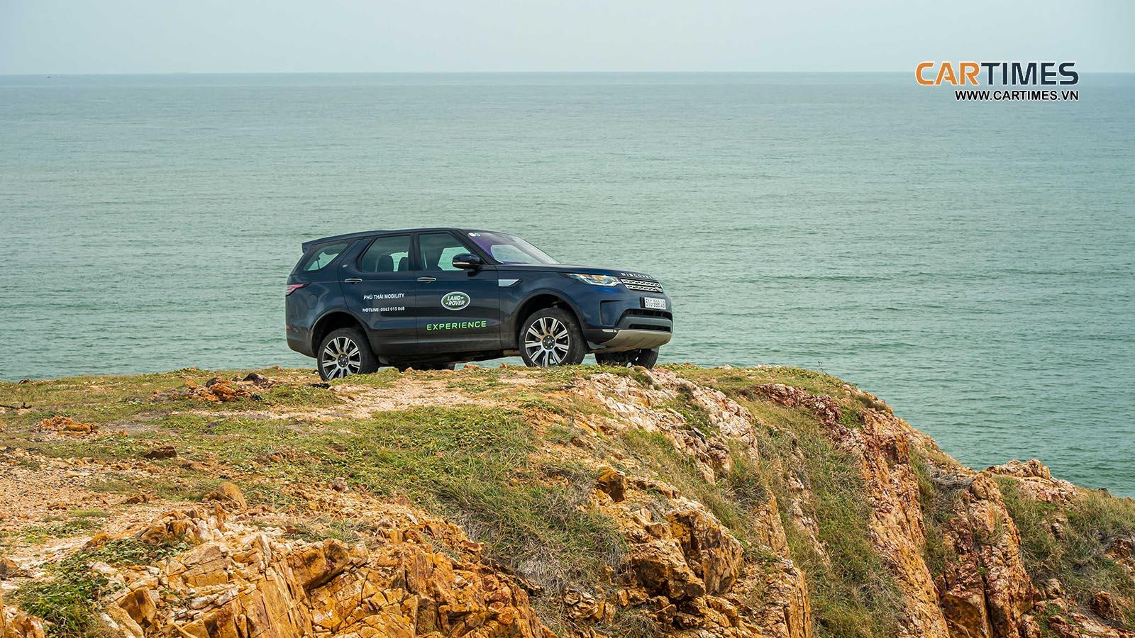 """""""Khởi động"""" Land Rover Experience Tour tại Việt Nam"""