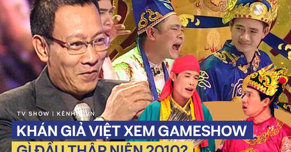 Gameshow truyền hình đầu thập niên 2010: Dí dỏm với Giáo sư Cù Trọng Xoay, háo hức Tết về xem Táo Quân