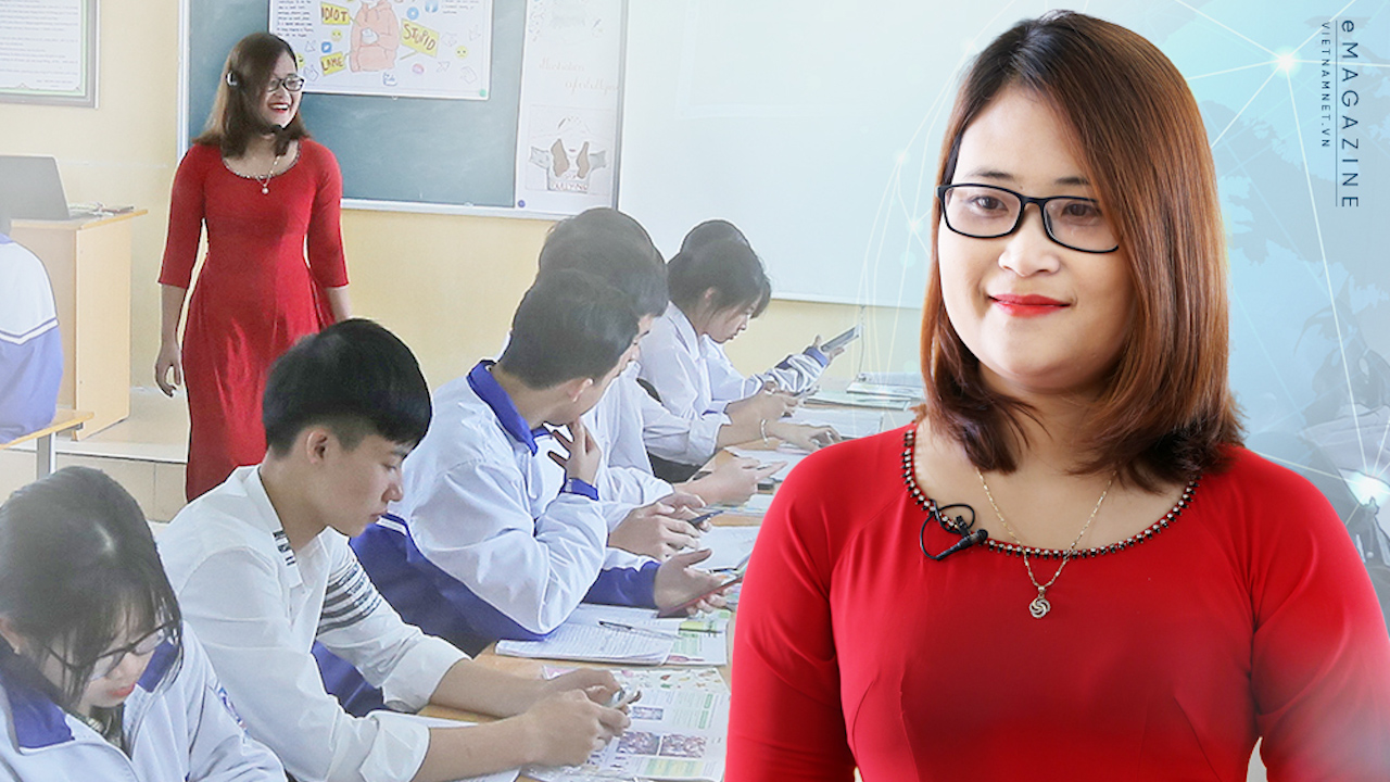 Lớp học 'Phi truyền thống' của cô giáo người Mường