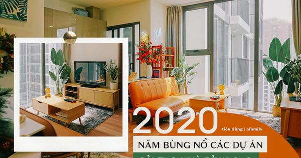 2020: Năm của các dự án cải tạo nhà