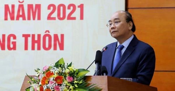 Thủ tướng: Ngành nông nghiệp một lần nữa khẳng định là bệ đỡ, cứu cánh của nền kinh tế quốc gia