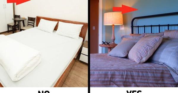 11 sai lầm trong thiết kế phòng ngủ, có những thói quen tưởng không sai nhưng ai ngờ sai không tưởng