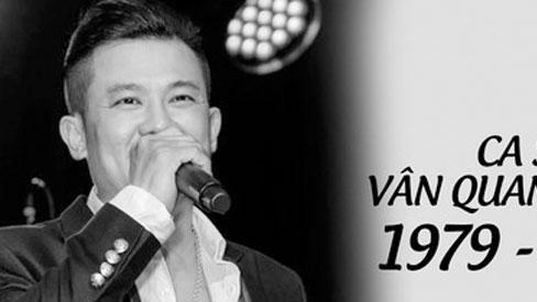 Đại diện gia đình đính chính thời gian, địa điểm ca sĩ Vân Quang Long qua đời, thông báo về lễ an táng thi hài nam ca sĩ
