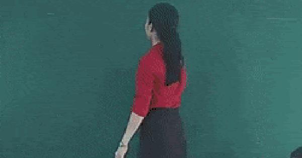 """Danh tính cô giáo Việt khiến cộng đồng mạng thế giới """"dậy sóng"""" sau khi khoe tài vẽ hình tròn không cần compa"""