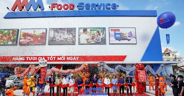 Tầm nhìn của MM Mega Market khi cho ra mắt mô hình kinh doanh mới Food Service