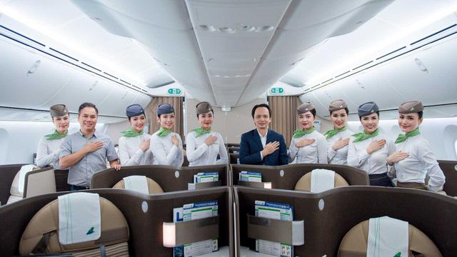 Bamboo Airways, hãng bay hiếm hoi ngược dòng khủng hoảng Covid toàn cầu-4
