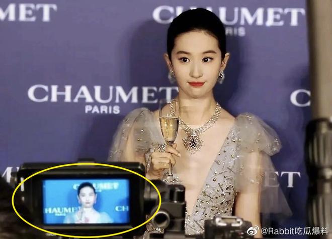 Dở khóc dở cười chuyện fan Lưu Diệc Phi đăng ảnh đáp trả netizen chê tăng cân, ai ngờ bị tố nhan sắc vì chi tiết siêu nhỏ-4