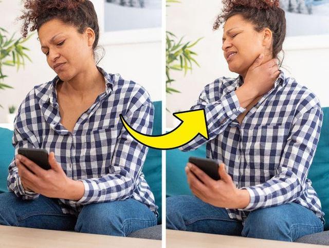 Người dùng điện thoại thường xuyên rất dễ gặp 7 kiểu chấn thương này: Đau khớp, hại mắt, ảnh hưởng không nhẹ tới cột sống-1