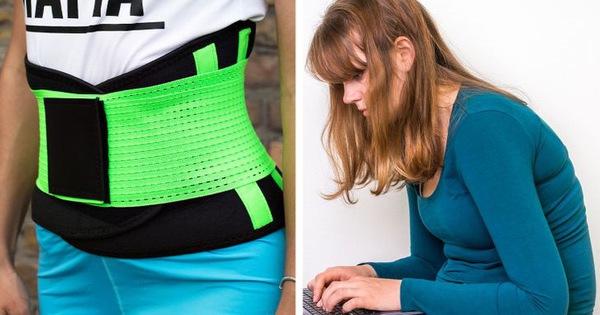 5 vấn đề có thể tác động đến cơ thể nếu bạn sử dụng đai nịt bụng thường xuyên