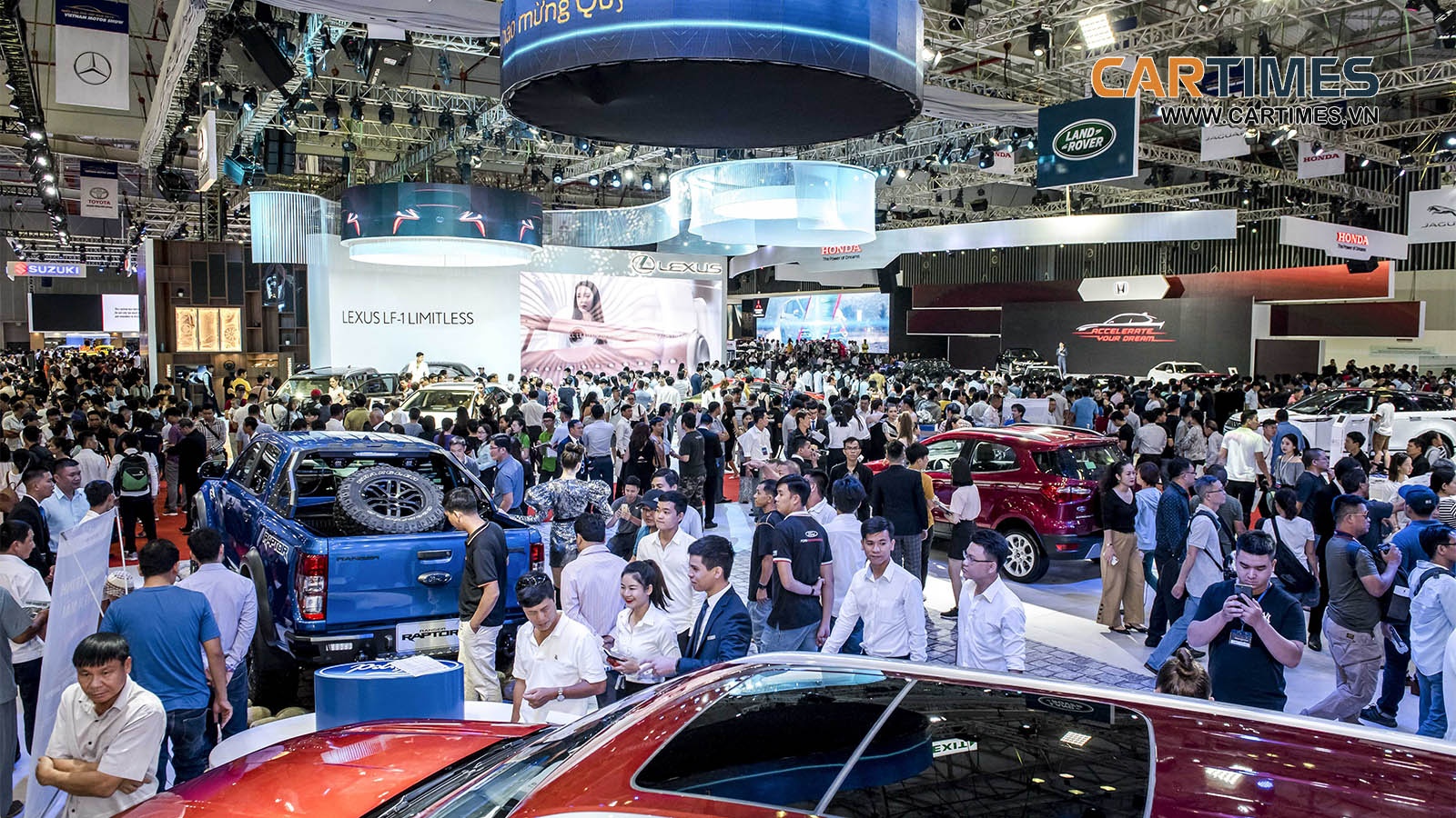 Những sự kiện nổi bật của thị trường ô tô Việt Nam trong năm 2020 -2