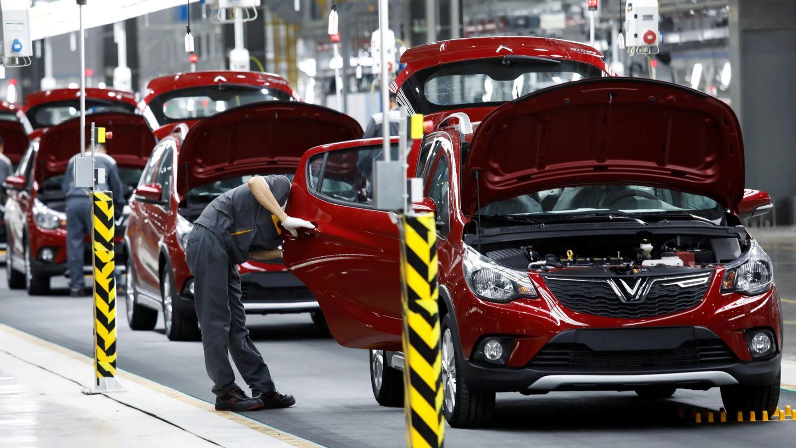 Những sự kiện nổi bật của thị trường ô tô Việt Nam trong năm 2020 -5