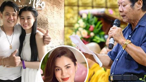 Hoa hậu Phương Lê bức xúc vì bố mẹ Vân Quang Long không chấp nhận vợ hai của con trai: '2 bác nhẫn tâm chà đạp đời con người ta'