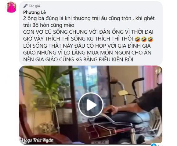 Hoa hậu Phương Lê bức xúc vì bố mẹ Vân Quang Long không chấp nhận vợ hai của con trai: 2 bác nhẫn tâm chà đạp đời con người ta-2