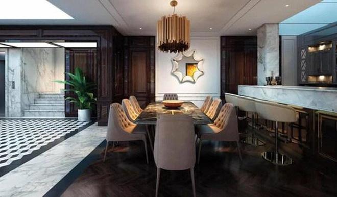 Biệt thự triệu đô của Tuấn Hưng: Thiết kế đậm chất châu Âu, sang chảnh từ phòng khách tới tận ban công-2