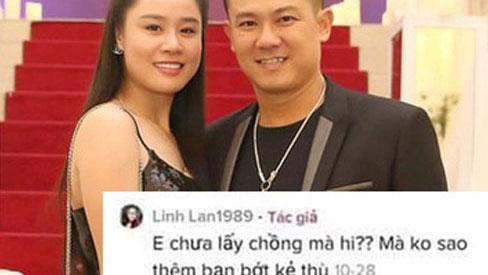 Xôn xao tin nhắn vợ Vân Quang Long khẳng định chưa có chồng, tìm người mang lại hạnh phúc trước khi cố NS qua đời