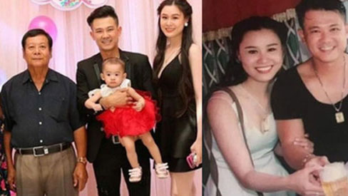 Không chấp nhận, bố ruột vẫn xuất hiện trong lễ ăn hỏi của Vân Quang Long với Linh Lan và tiệc thôi nôi cháu gái