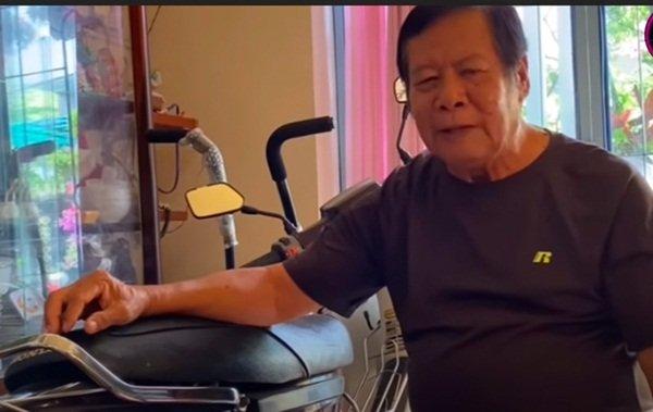 Phỏng vấn nóng vợ cố NS Vân Quang Long về bố mẹ chồng và chuyện hôn nhân: Tôi buồn và khóc nhiều khi xem clip-4