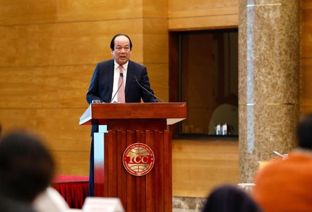 Bộ trưởng Mai Tiến Dũng lý giải về chỉ đạo cấm chặt đào rừng của Thủ tướng-1