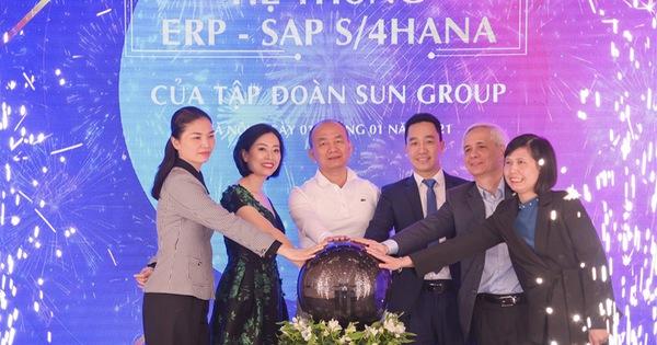 Thần tốc triển khai SAP S4HANA, Sun Group tiếp tục bứt phá ngay cả trong giai đoạn Covid