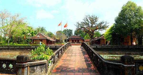 Di tích Văn Thánh - Khổng Miếu, tỉnh Quảng Nam: Bộ VHTTDL đề nghị phục hồi hoa văn của các phù điêu phải đảm bảo đúng chất liệu