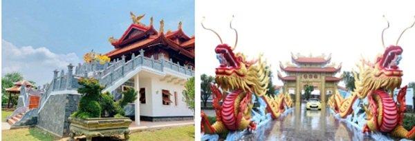 NS Hoài Linh đặt nơi thờ phụng NS Chí Tài tại đền thờ Tổ 100 tỷ, còn chuẩn bị món đồ gây xúc động đặt cạnh di ảnh-3