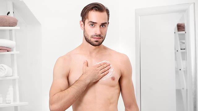 Cách ngăn ngừa mụn cho nam giới