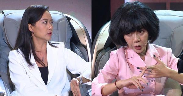 Diễn viên Hồng Ánh tranh cãi Trác Thúy Miêu: Không có gì quá đáng mà chị nói họ như thế