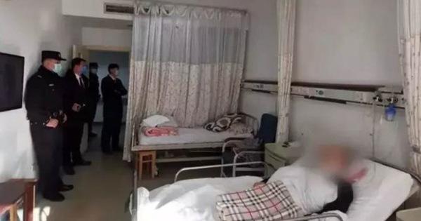 Cãi nhau với bác sĩ, gia đình ba người kéo nhau vào bệnh viện