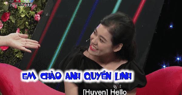 Bạn muốn hẹn hò: Quyền Linh thảng thốt trước nữ chính xinh như Hoa hậu, lại còn hát hay không thua gì ca sĩ