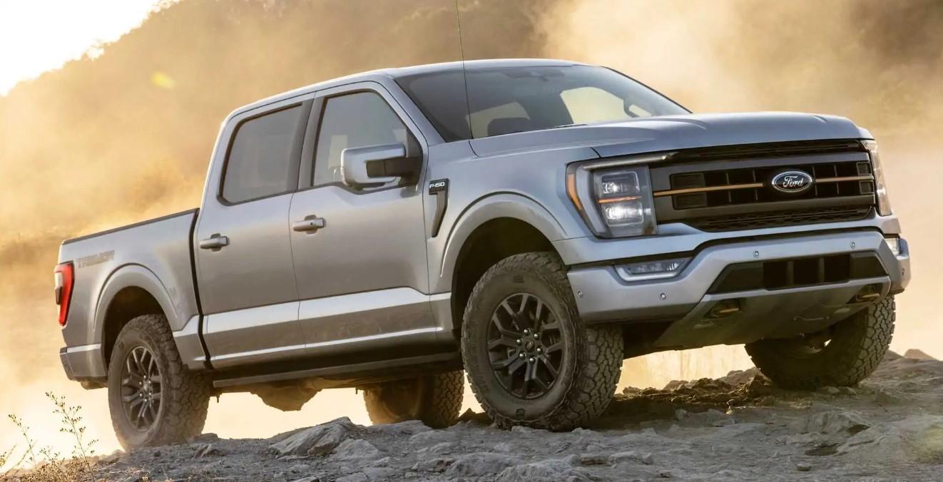 Top 10 mẫu xe bán chạy nhất thị trường Mỹ năm 2020