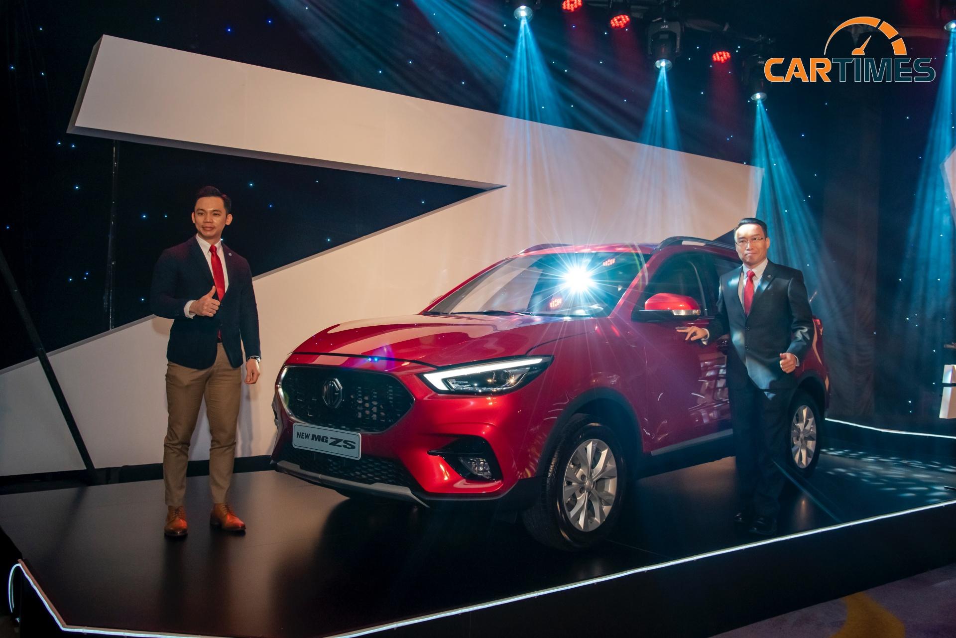 MG ZS phiên bản nâng cấp ra mắt thị trường Việt Nam giá từ 569 triệu đồng -2