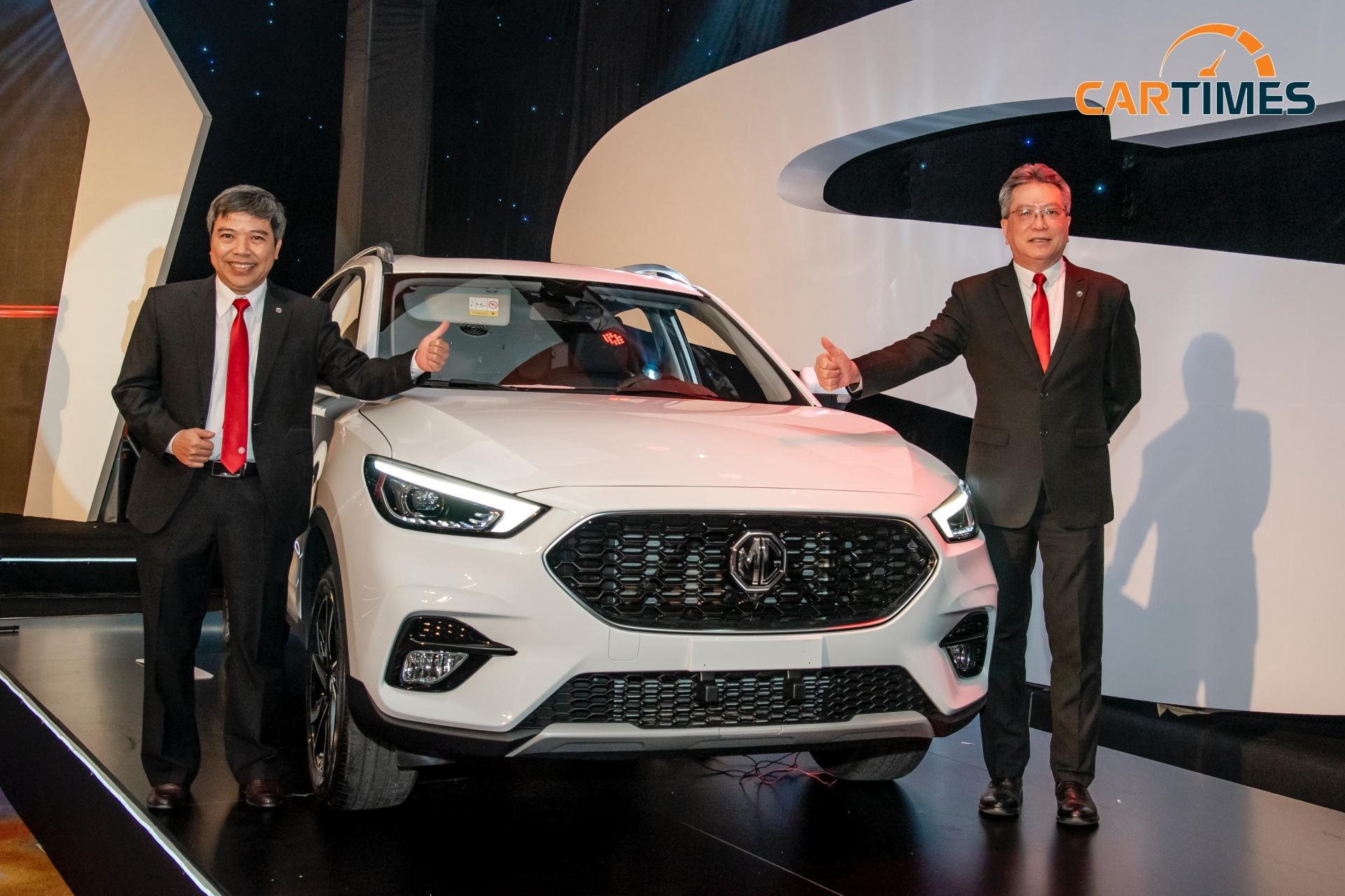 MG ZS phiên bản nâng cấp ra mắt thị trường Việt Nam giá từ 569 triệu đồng -1