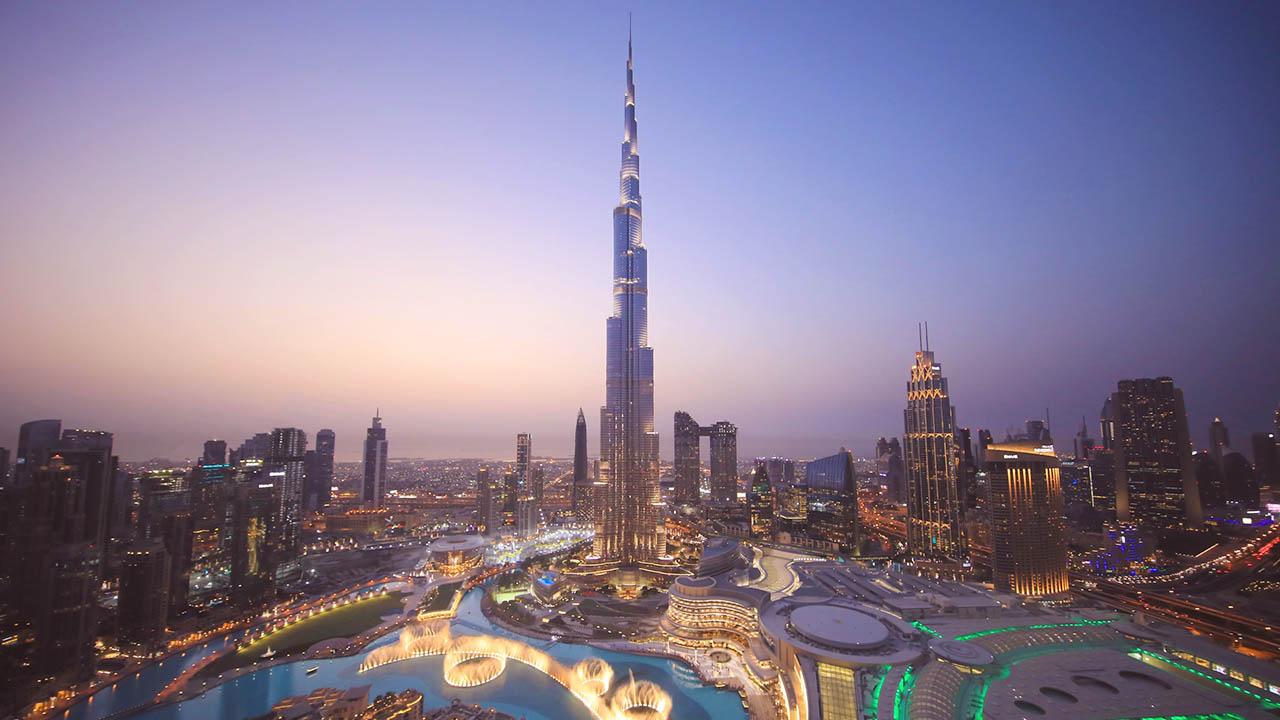 Những kỷ lục đáng nể về tòa tháp Dubai Burj Khalifa có thể bạn chưa biết