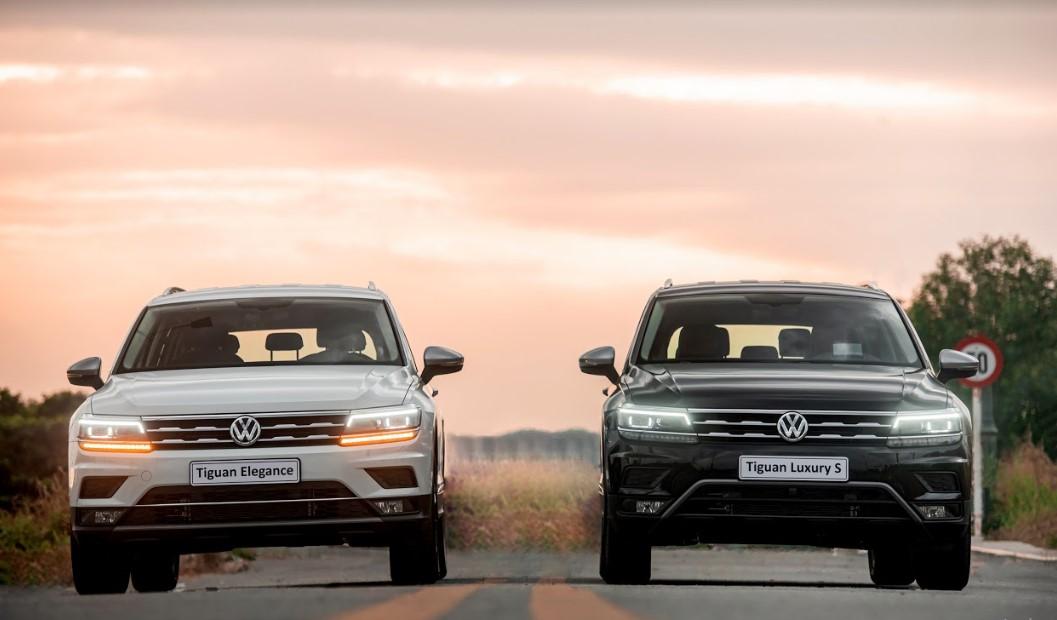 Volkswagen Tiguan Allspace 2021 ra mắt với 2 phiên bản nâng cấp mới