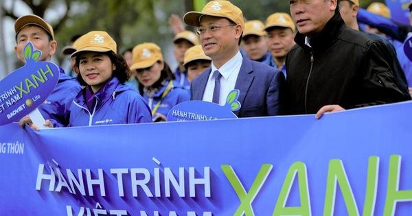 Trồng 2.500 cây gỗ bản địa tại Khu bảo tồn thiên nhiên Phong Điền