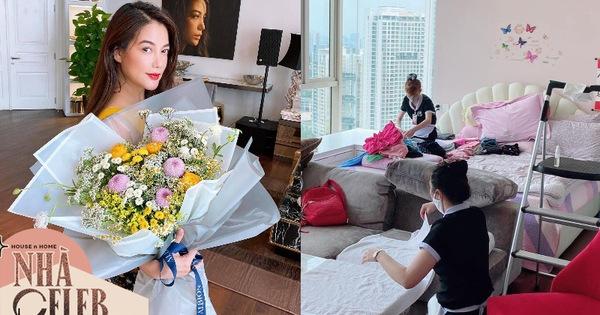 """Thăm penthouse của Trương Ngọc Ánh: Đơn giản nhưng cực sang, phòng của con gái """"max"""" xinh, view đẹp khỏi cãi"""