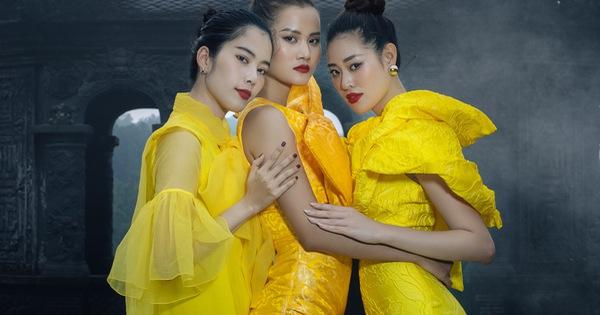 Netizen tiếp tục đòi công bằng cho Hương Ly - Nam Em - Khánh Vân khi pose dáng đỉnh nhưng bị xếp chót