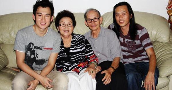 Dương Triệu Vũ hé lộ chuyện gia đình