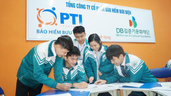 PTI trao tặng 2 phòng học đa năng tại Quảng Trị -2
